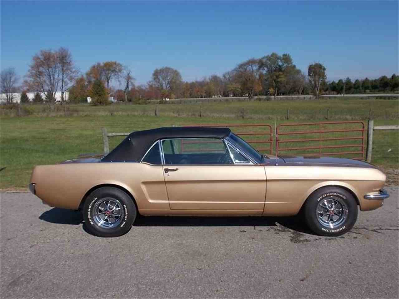 Large Picture of '65 Mustang - $27,900.00 Offered by 500 Classic Auto Sales - M9W1