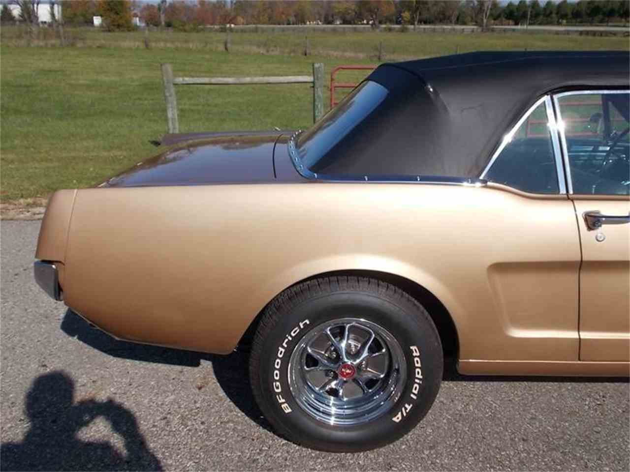 Large Picture of Classic 1965 Ford Mustang located in Knightstown Indiana Offered by 500 Classic Auto Sales - M9W1