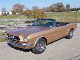 Picture of 1965 Ford Mustang located in Indiana - $27,900.00 - M9W1
