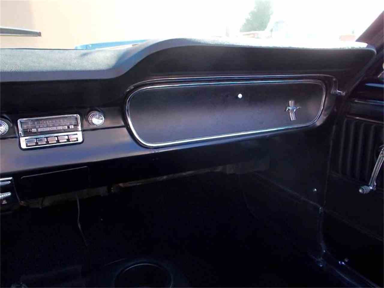 Large Picture of 1965 Mustang located in Indiana Offered by 500 Classic Auto Sales - M9W1