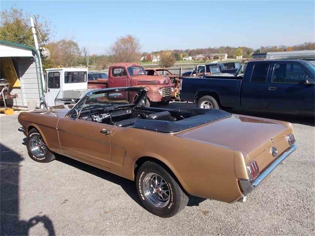 Large Picture of 1965 Mustang Offered by 500 Classic Auto Sales - M9W1