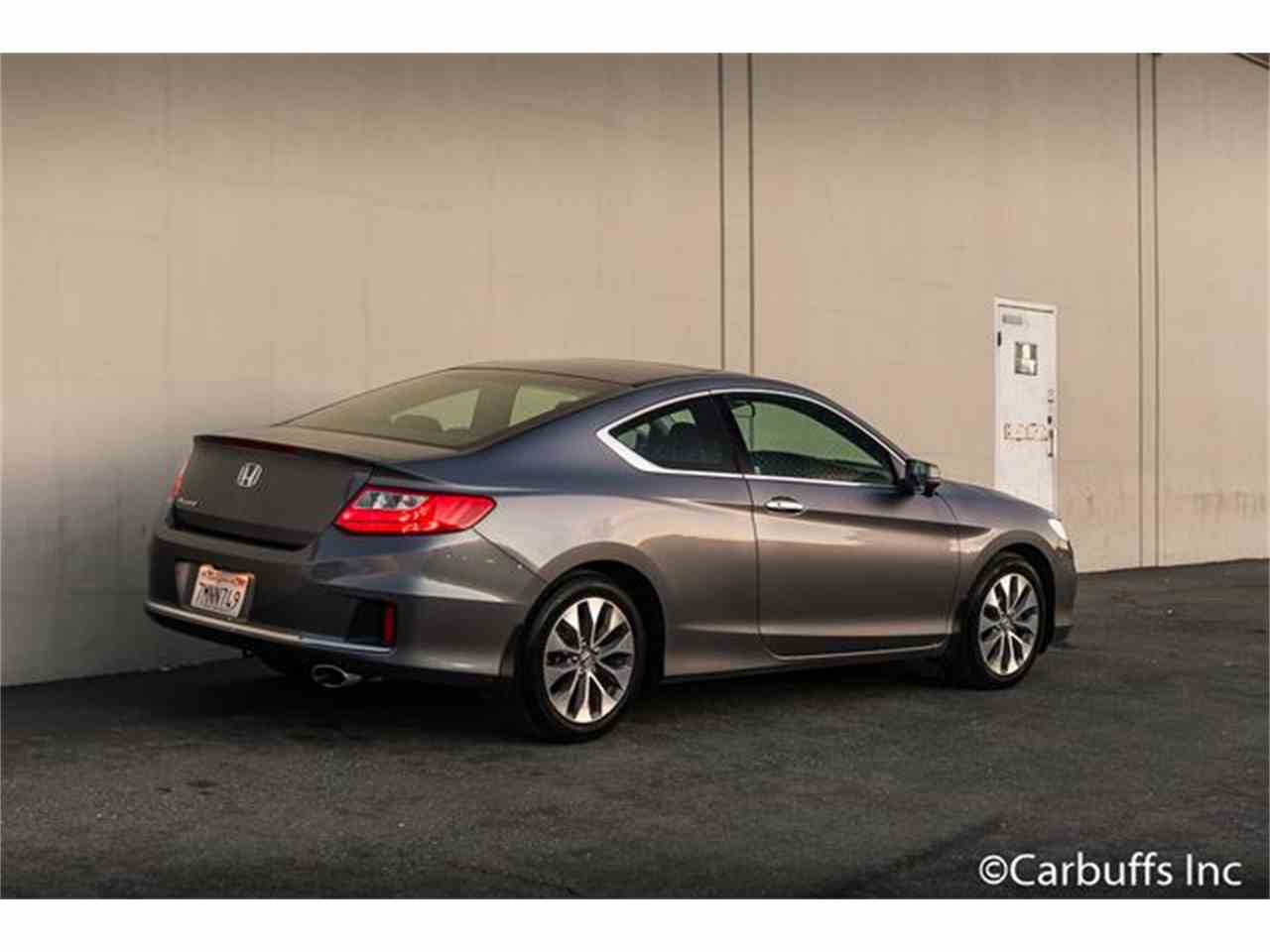 Large Picture of '15 Accord - M9W3