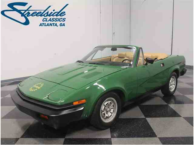 Picture of '80 Triumph TR7 located in Lithia Springs Georgia Offered by Streetside Classics - Atlanta - M9WU