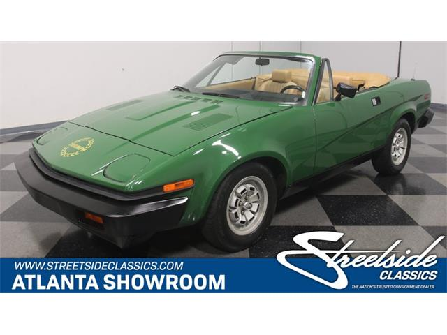 Picture of '80 TR7 - M9WU