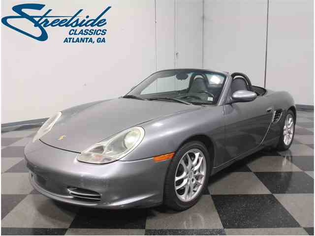 Picture of '03 Porsche Boxster Offered by  - M9XF