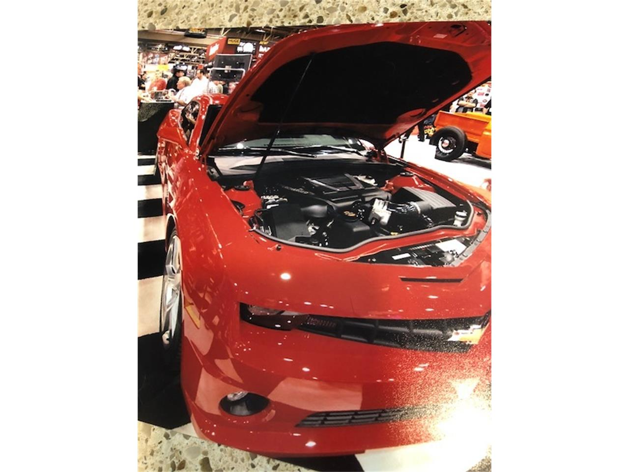 Large Picture of '10 Camaro SS - M9XN
