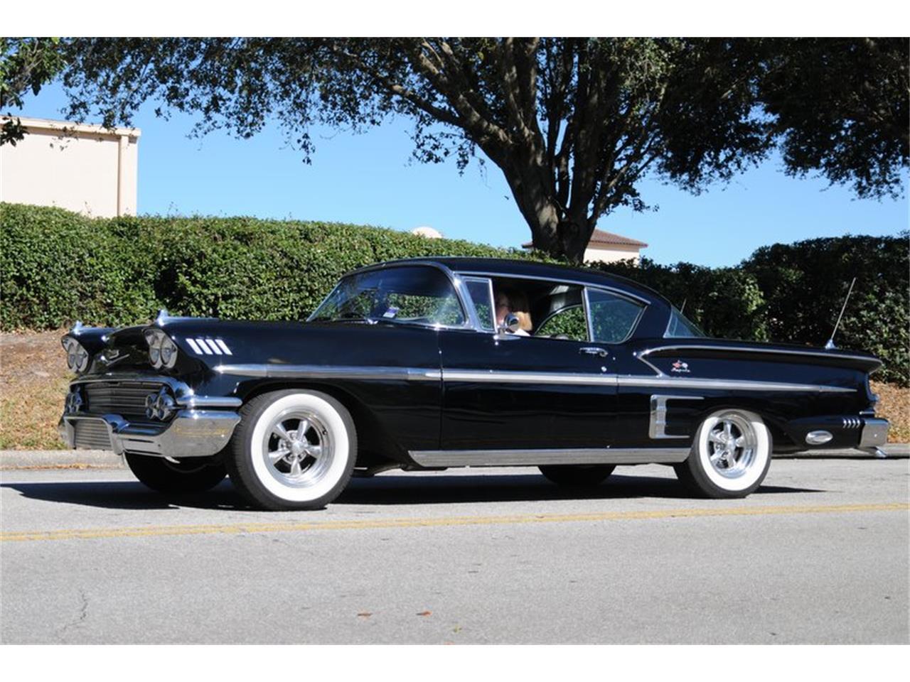 1958 chevrolet impala for sale classiccars com cc 1039308