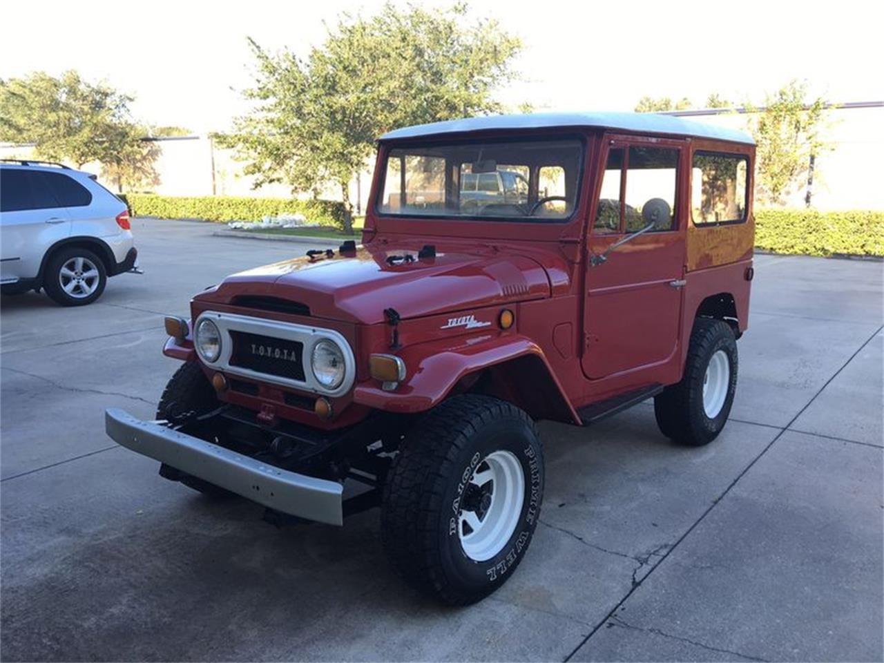1969 Toyota Land Cruiser Fj For Sale Cc 1039323 V8 Key Large Picture Of 69 M9y3
