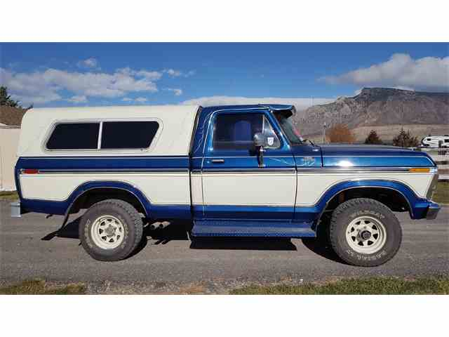 Picture of '77 F150 - M9Y6