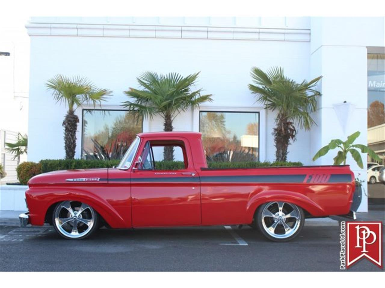 Large Picture of '62 F100 - M9YH