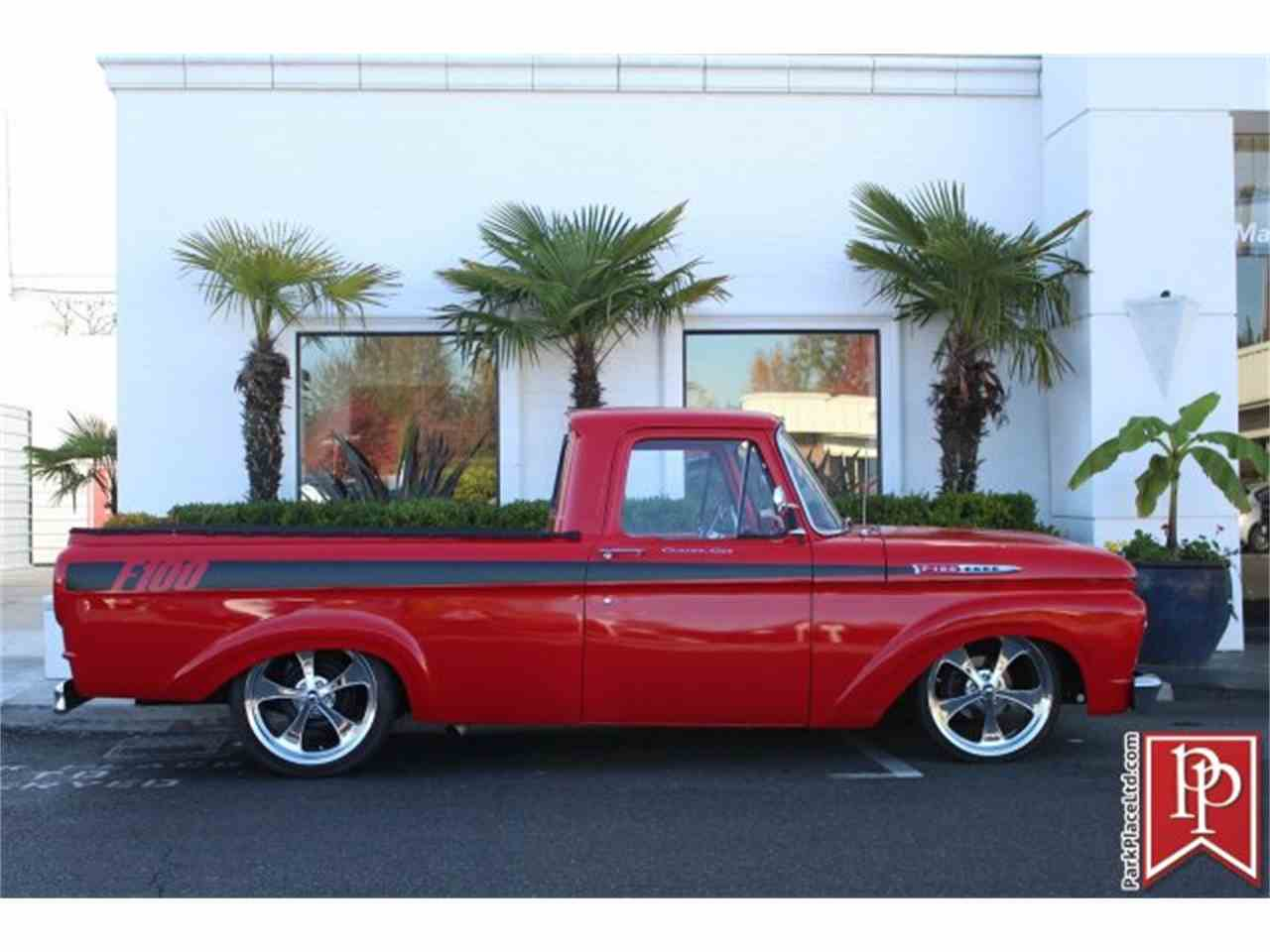 Large Picture of Classic 1962 F100 located in Bellevue Washington - $37,950.00 - M9YH