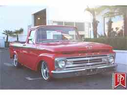 Picture of Classic 1962 Ford F100 located in Bellevue Washington - $37,950.00 Offered by Park Place Ltd - M9YH
