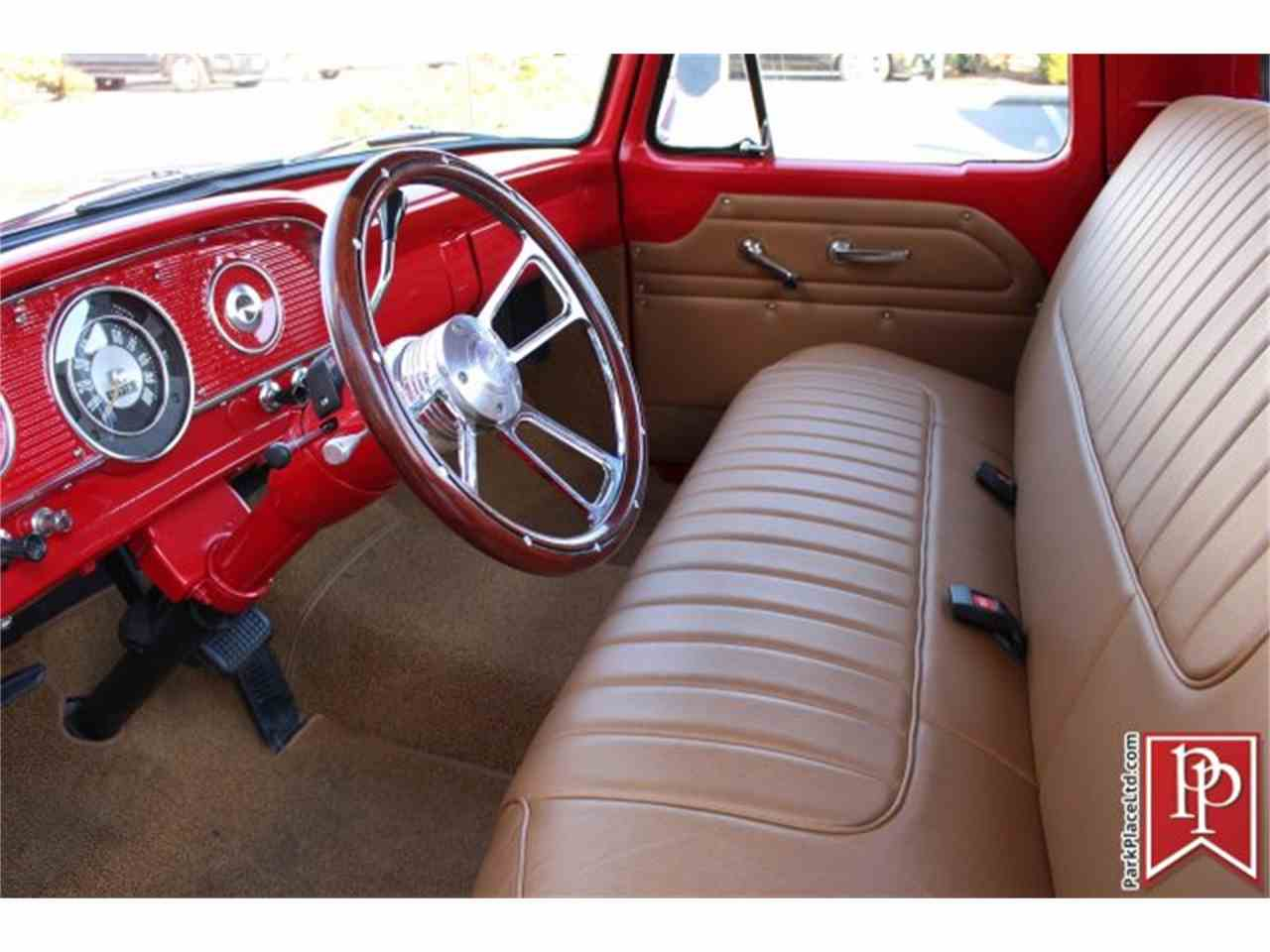 Large Picture of Classic 1962 Ford F100 located in Washington - $37,950.00 Offered by Park Place Ltd - M9YH