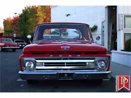 Picture of Classic 1962 F100 Offered by Park Place Ltd - M9YH