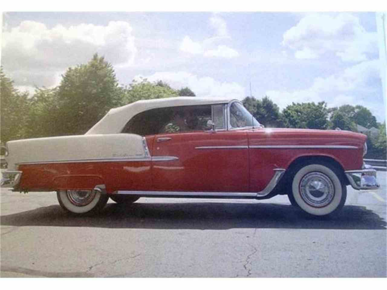 1955 Chevrolet Bel Air for Sale | ClassicCars.com | CC-1039342