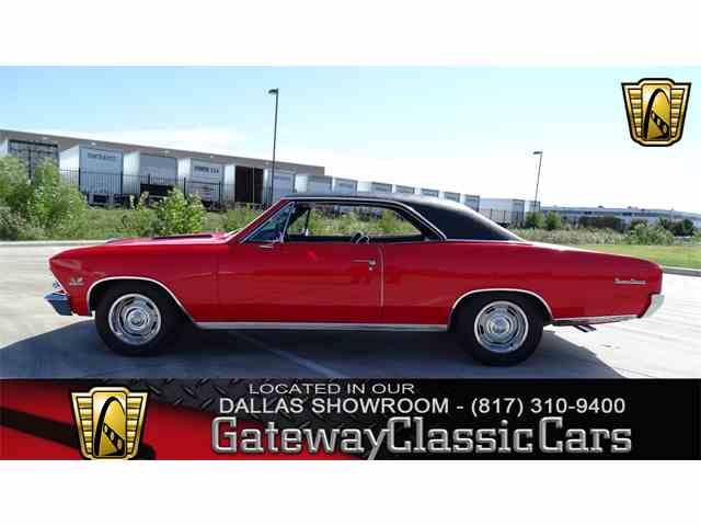 Picture of Classic '66 Chevrolet Chevelle Offered by  - M3H3