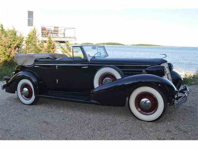 Picture of Classic '35 Cadillac 355E located in Hanover Massachusetts - M9YX