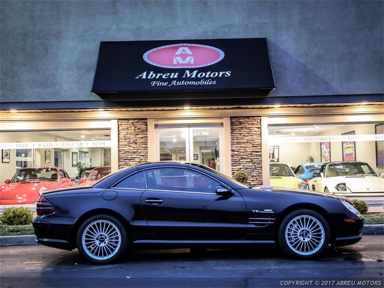 Large Picture of '03 SL55 - M9Z9