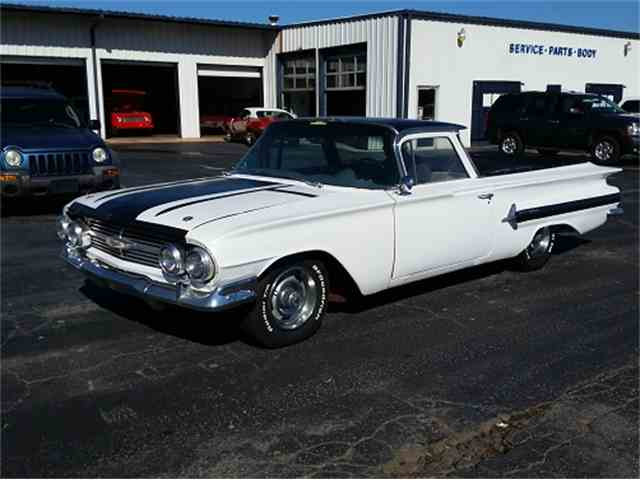 Picture of '60 El Camino - M9ZP