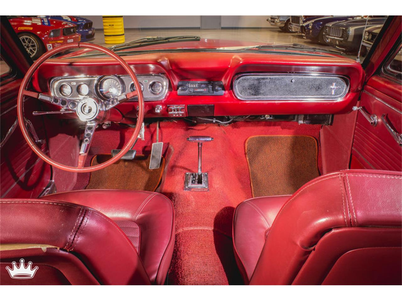 Large Picture of '66 Ford Mustang located in Tucson Arizona - $13,497.00 Offered by Crown Concepts LLC - M9ZU