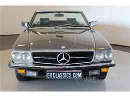 Picture of 1980 Mercedes-Benz SL-Class located in Noord Brabant Offered by E & R Classics - MA0P