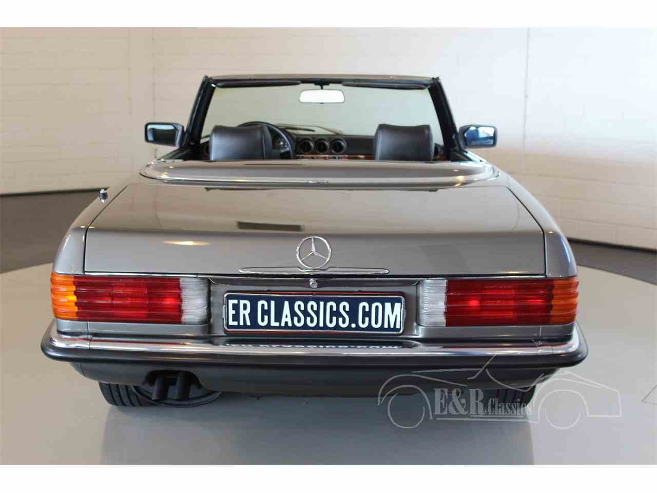 Large Picture of '80 SL-Class located in Waalwijk Noord Brabant Offered by E & R Classics - MA0P