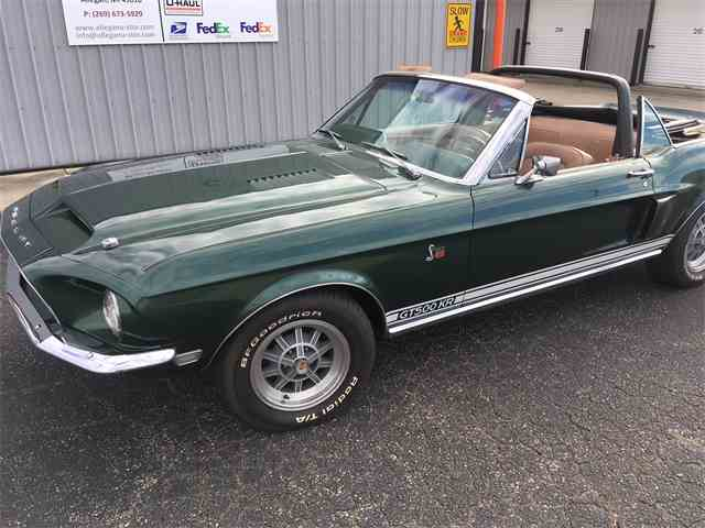Picture of '68 GT500 - MA0W