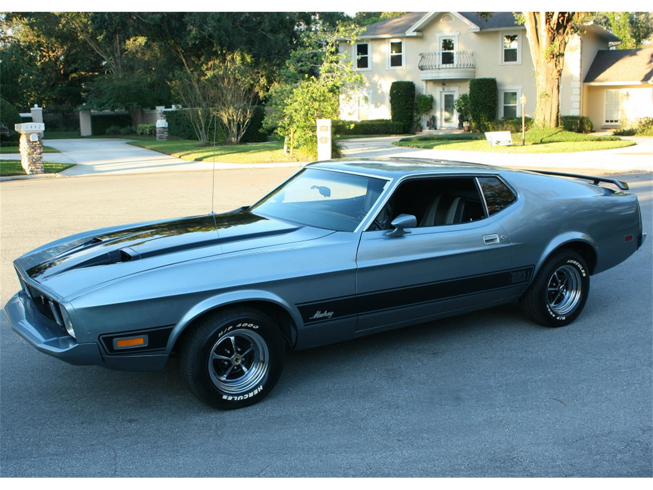 Large Picture of Classic 1973 Mustang located in Lakeland Florida - $17,500.00 Offered by MJC Classic Cars - MA11