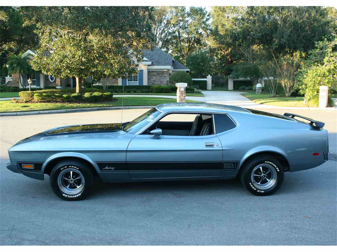 Large Picture of '73 Mustang - MA11