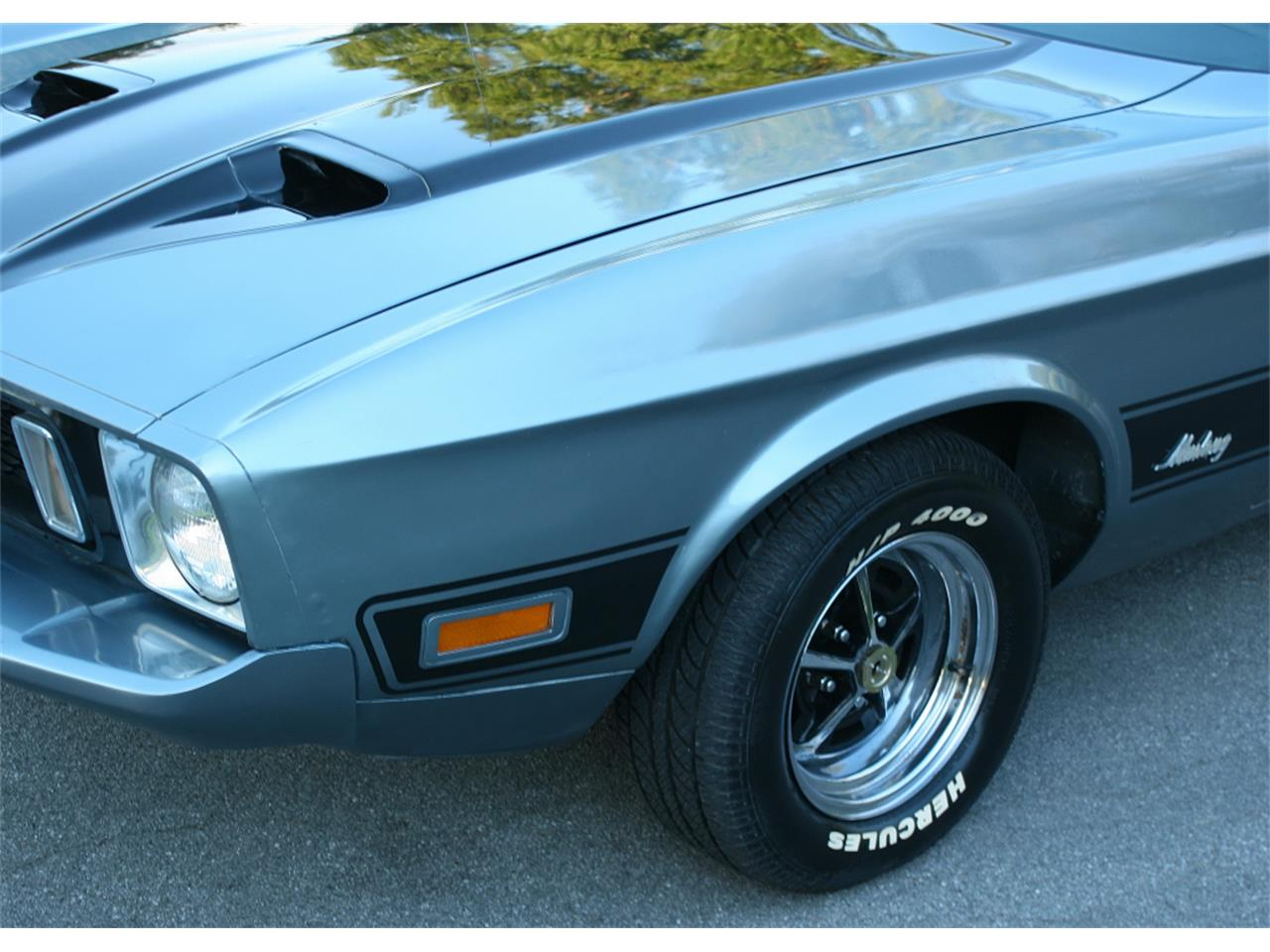 Large Picture of Classic 1973 Ford Mustang Offered by MJC Classic Cars - MA11