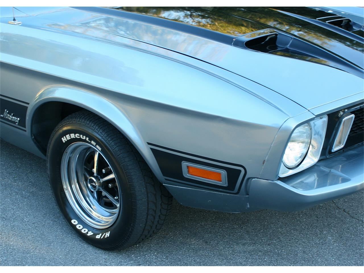 Large Picture of Classic '73 Ford Mustang located in Florida Offered by MJC Classic Cars - MA11