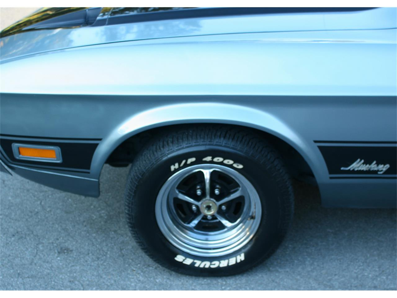 Large Picture of Classic 1973 Ford Mustang located in Lakeland Florida Offered by MJC Classic Cars - MA11