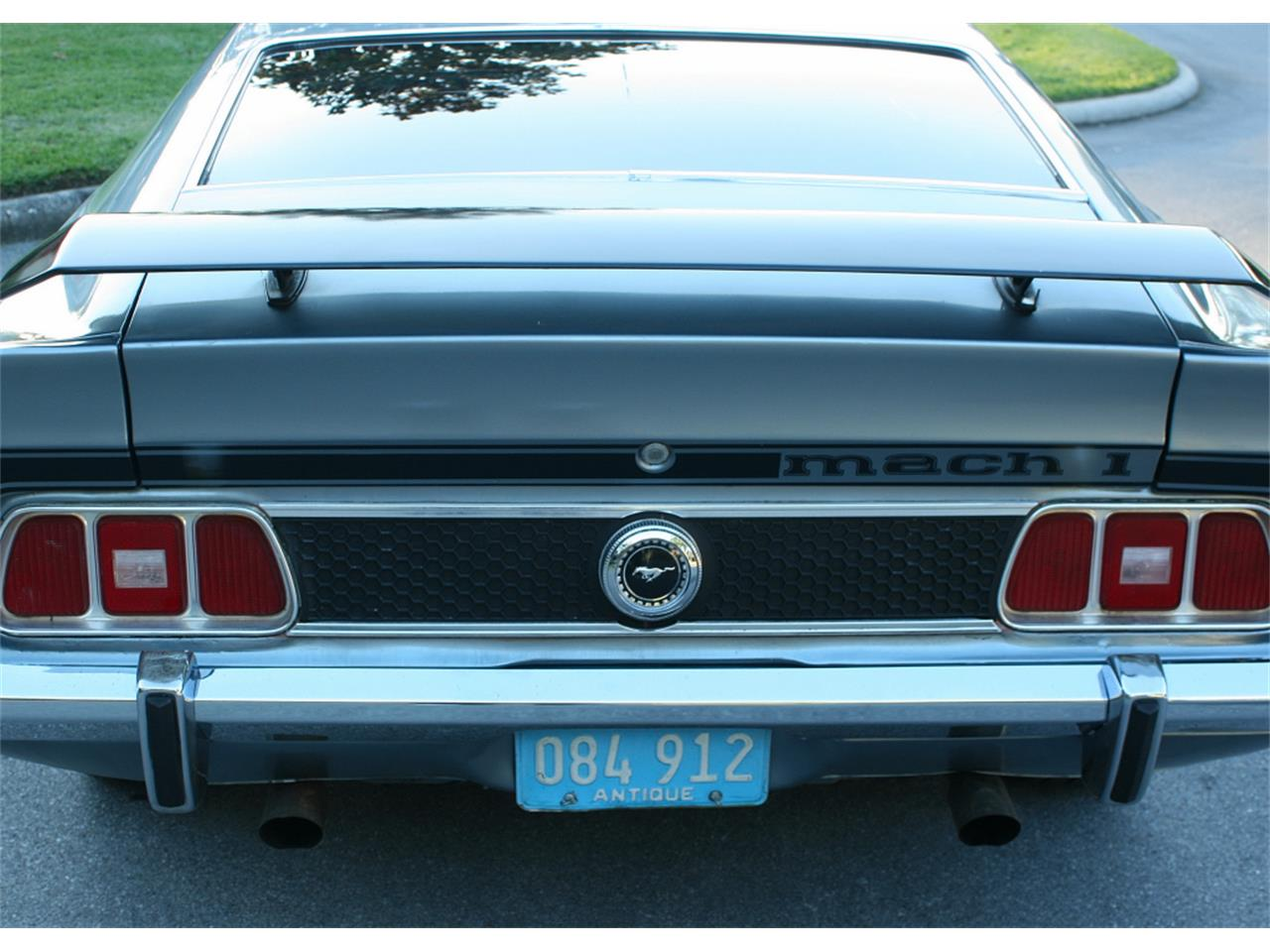 Large Picture of Classic 1973 Mustang located in Florida - MA11
