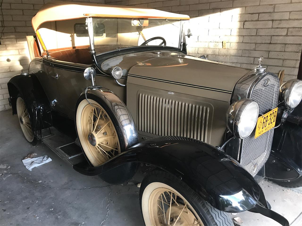 Large Picture of '31 Automobile - MA16