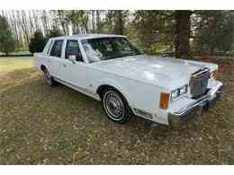 Picture of 1989 Lincoln Town Car located in Monroe New Jersey Offered by Lance Motors - MA1A