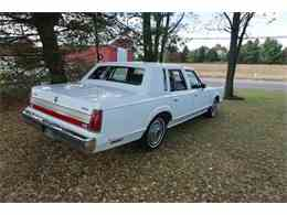 Picture of '89 Town Car located in New Jersey - $7,950.00 Offered by Lance Motors - MA1A