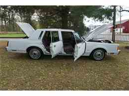 Picture of '89 Lincoln Town Car located in New Jersey - $7,950.00 Offered by Lance Motors - MA1A