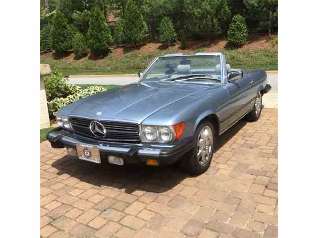 Picture of '85 380SL - MA1D