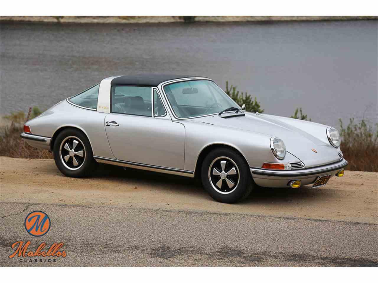 1968 Porsche 911 for Sale | ClicCars.com | CC-1039444