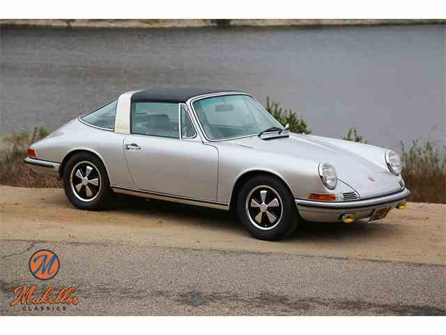 Picture of Classic '68 911 located in CALIFORNIA Offered by a Private Seller - MA1G