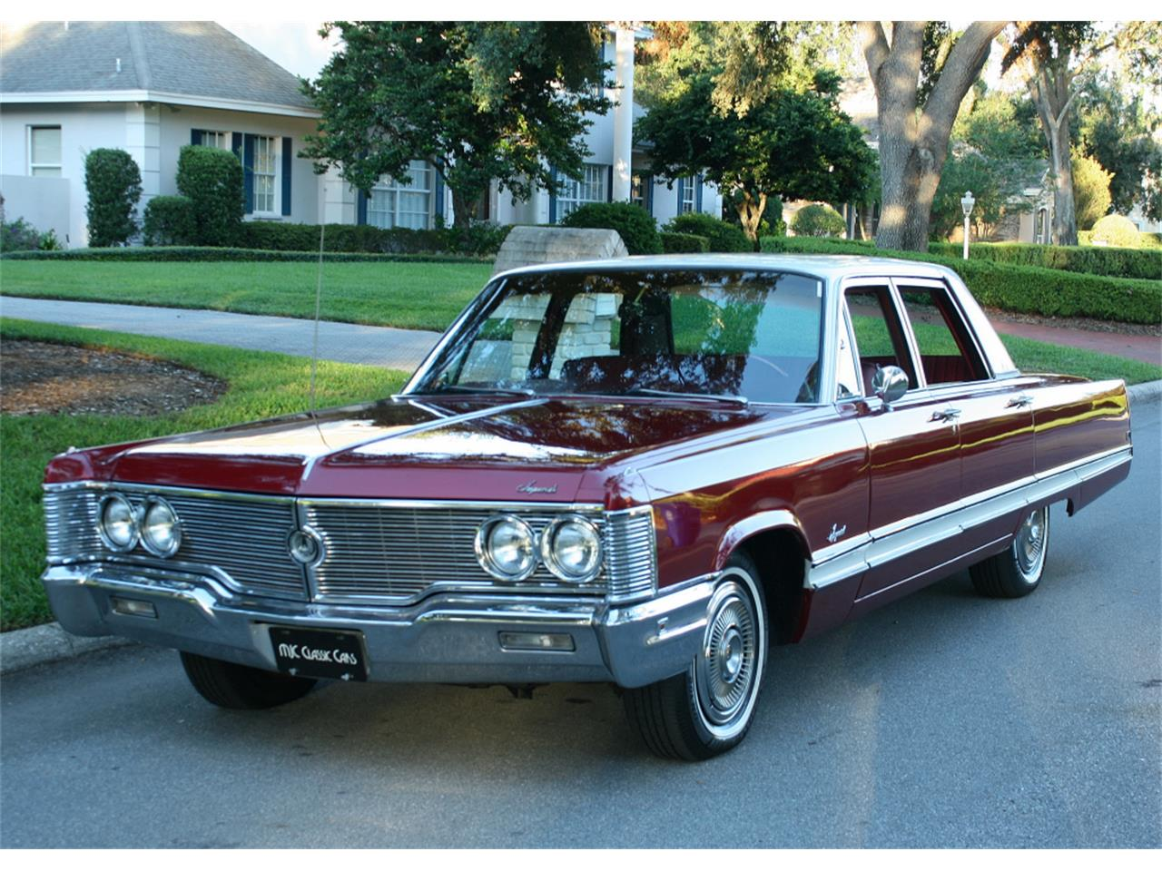 Large Picture of Classic 1968 Chrysler Imperial located in Florida - $16,500.00 - MA1H