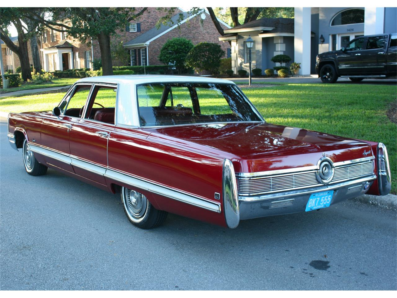 Large Picture of Classic 1968 Chrysler Imperial - $16,500.00 - MA1H
