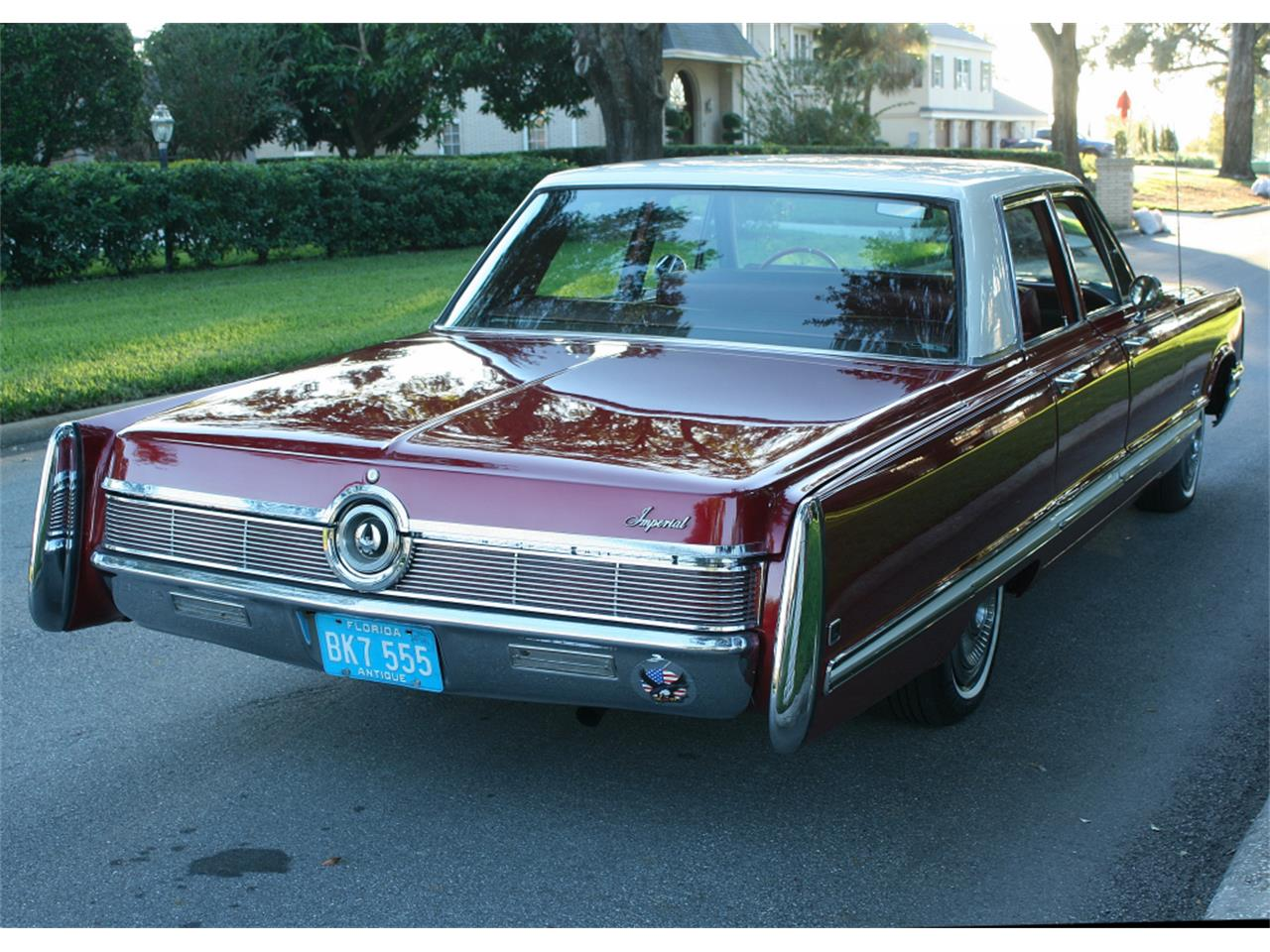 Large Picture of '68 Chrysler Imperial Offered by MJC Classic Cars - MA1H