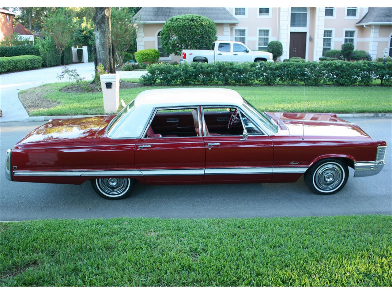 Large Picture of 1968 Chrysler Imperial Offered by MJC Classic Cars - MA1H