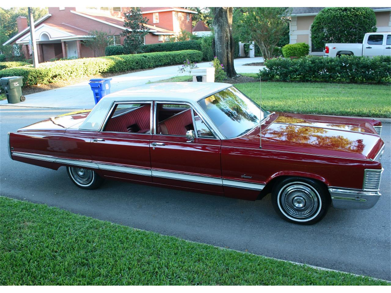 Large Picture of Classic '68 Imperial Offered by MJC Classic Cars - MA1H