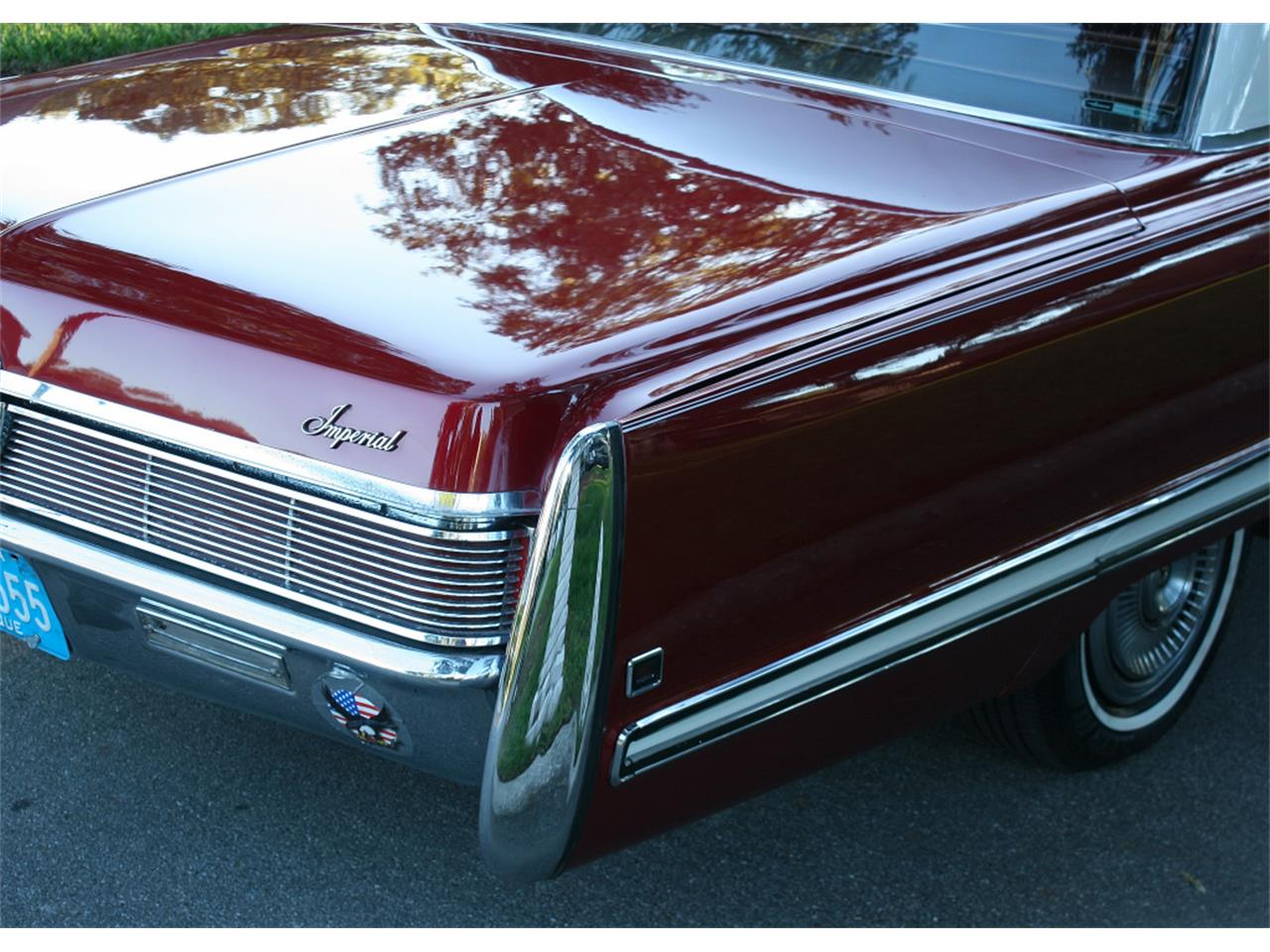 Large Picture of '68 Imperial Offered by MJC Classic Cars - MA1H