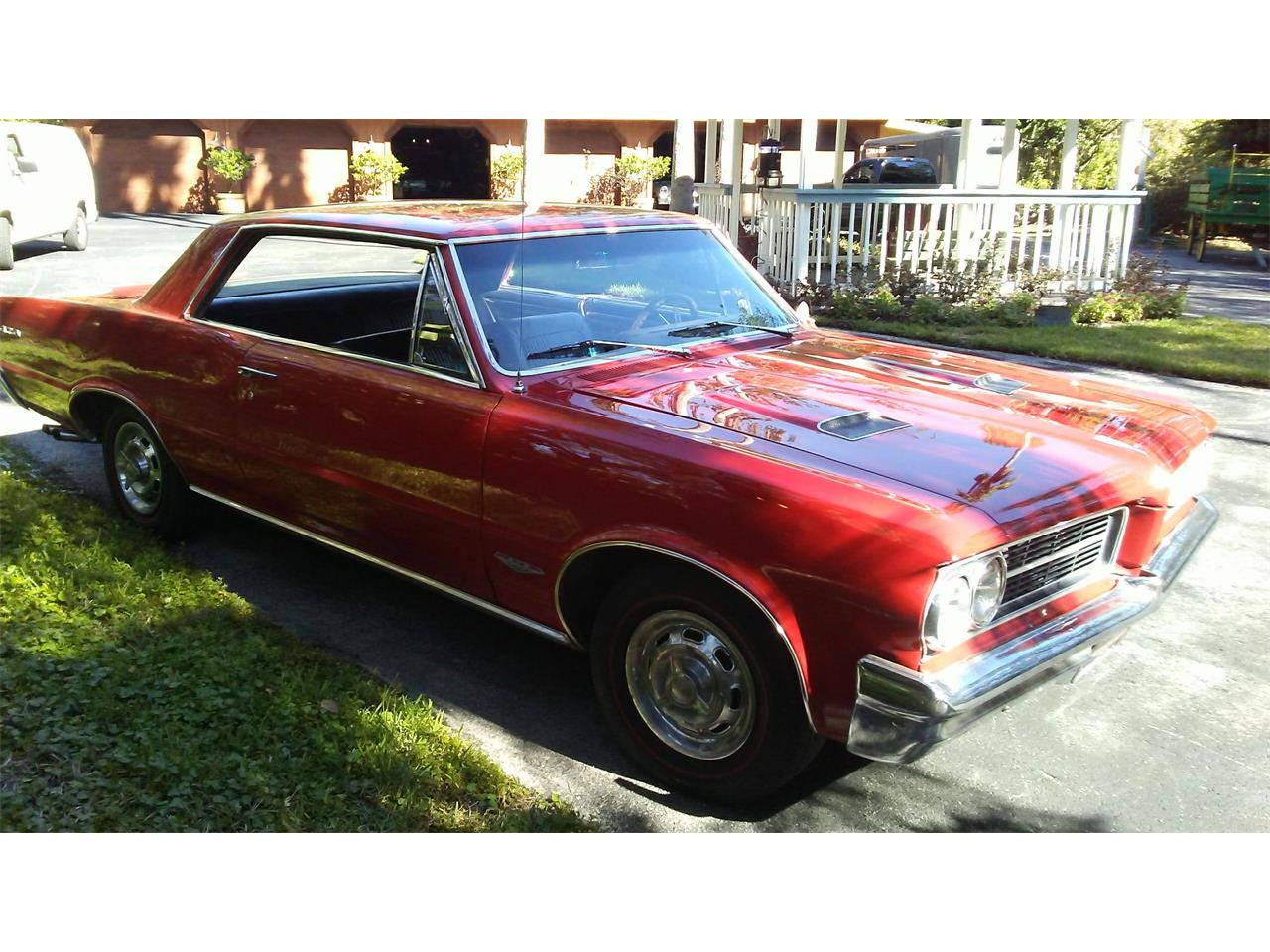 Large Picture of '64 GTO - MA1R