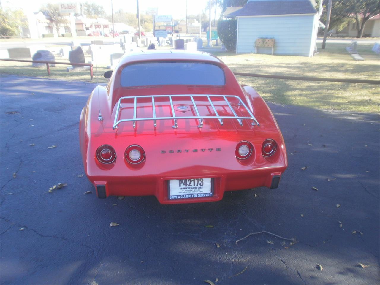 Large Picture of '75 Corvette - MA1U