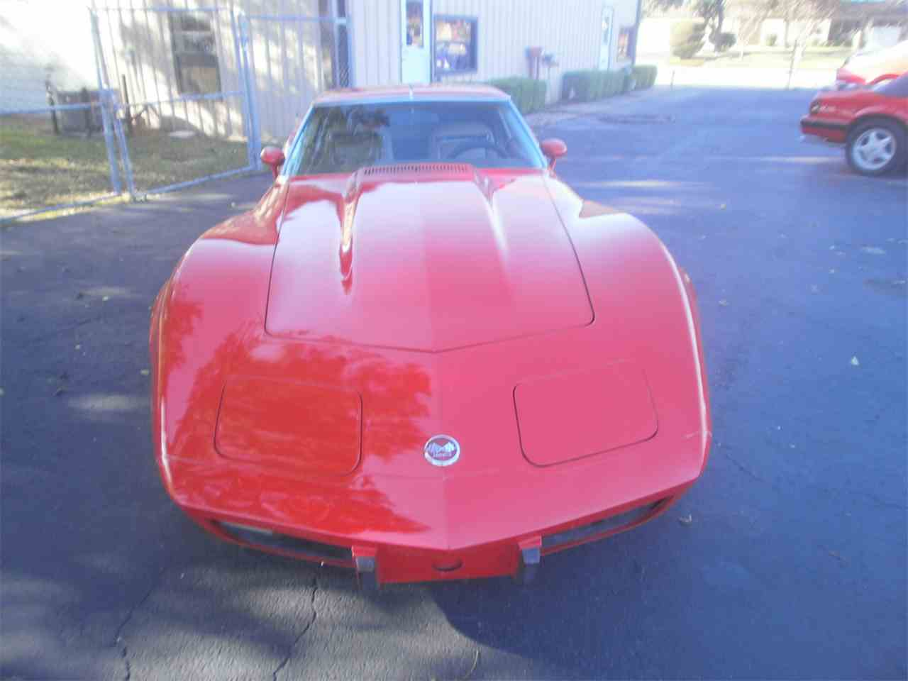 Large Picture of '75 Corvette - MA1U