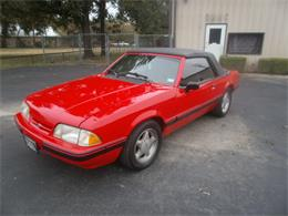 Picture of 1991 Ford Mustang located in Texas - $8,500.00 Offered by Griffin's Classic Cars - MA1V